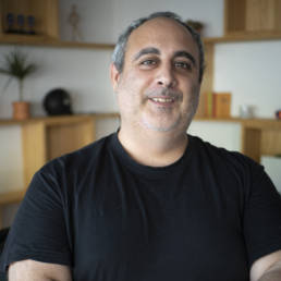 Daniel Martínez - Programador Full Stack i Responsable de Sistemes