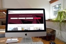 Desarrollo web portal inmobiliario
