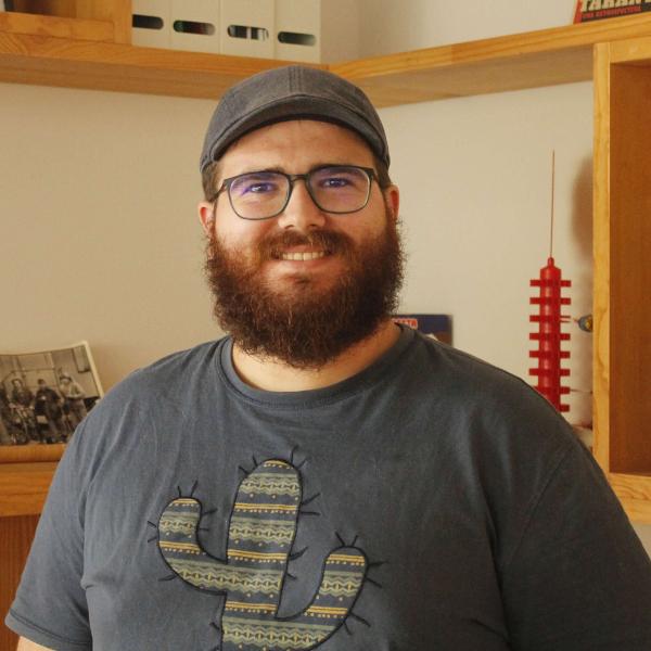 Arnau Martín - Programador Full Stack i Administrador de Sistemes